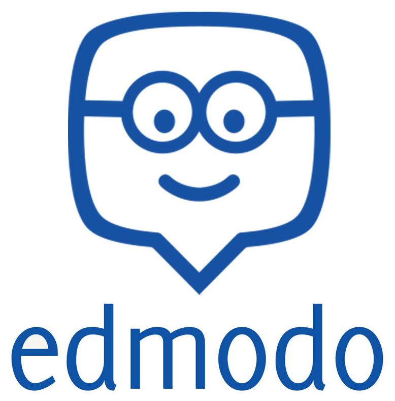 Logo for Edmodo