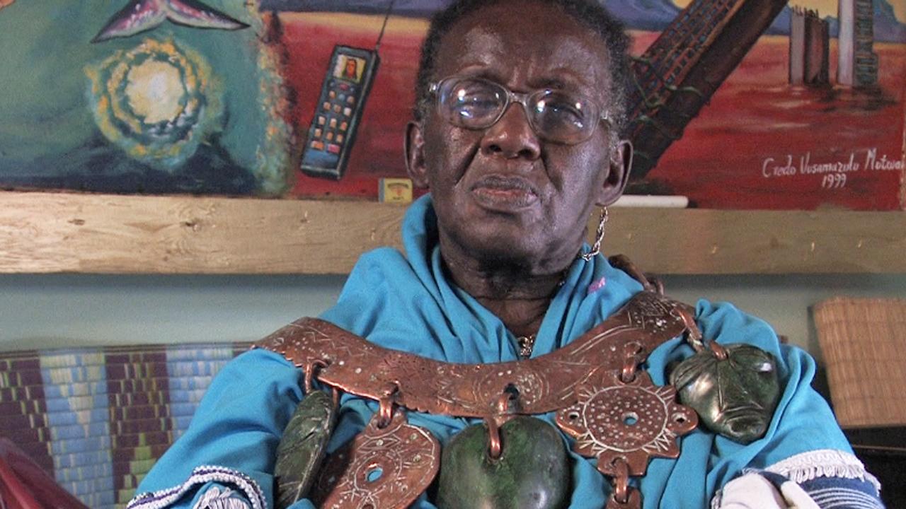 Vusamazulu Credo Mutwa Credo Mutwa Global Oneness Project