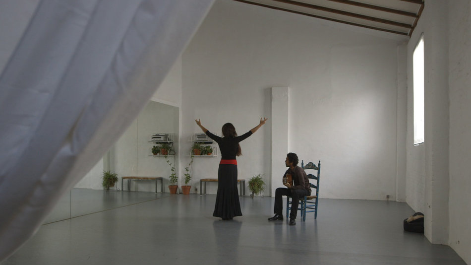 Image from the film Soleá.