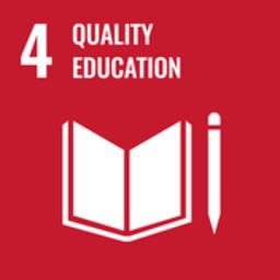 SDG Icon: Quality Education