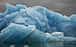 A large iceberg.